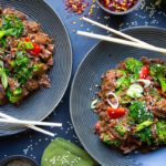 Keto Beef & Broccoli {Low Carb Slowcooker Recipe}