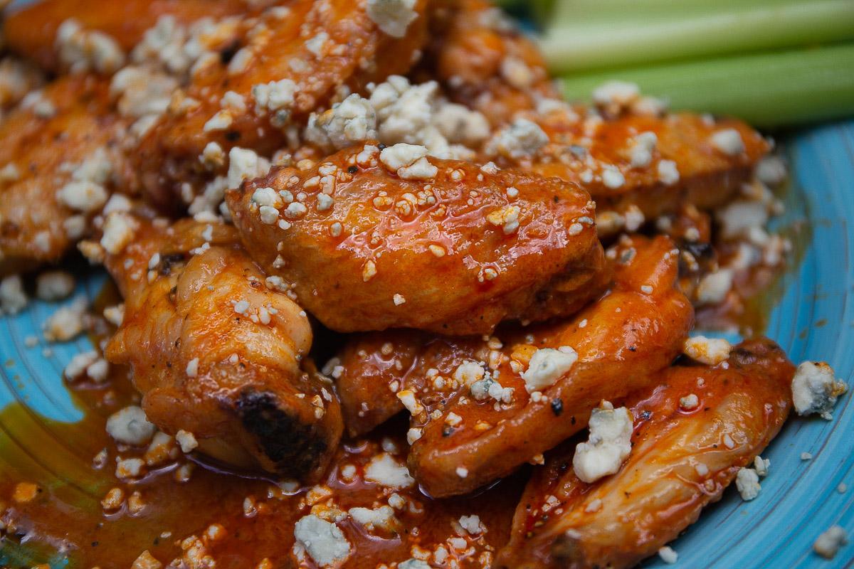 air fryer chicken wings cook time australia